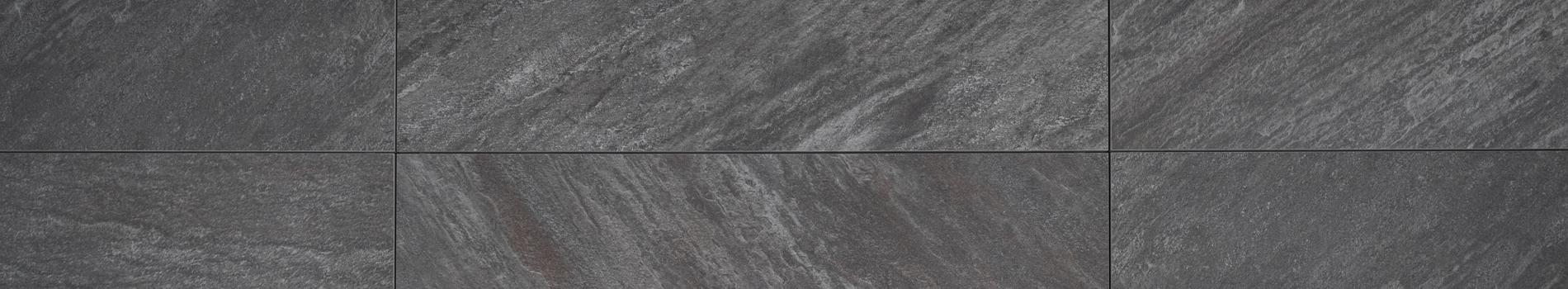 20mm Quartz Black Design Variation