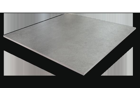 10mm Concrete Greige Detail