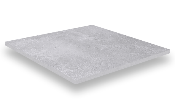 20mm Limestone Grey Detail