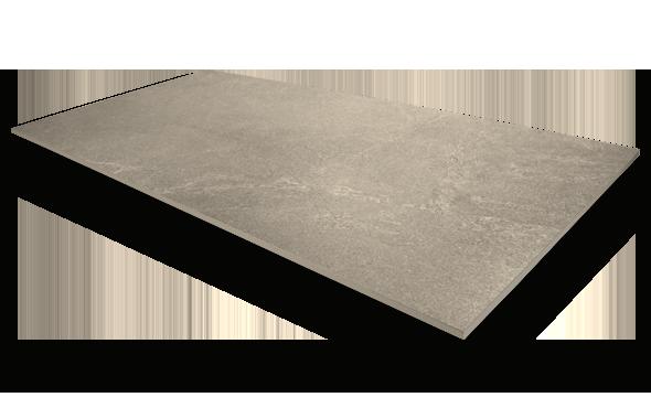 10mm Luxstone Greige Detail