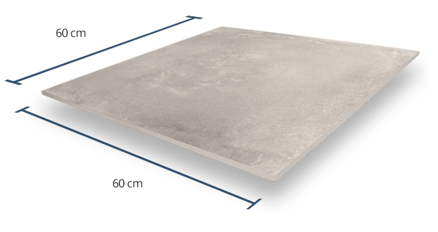 10mm Modena Platinum Dimensions