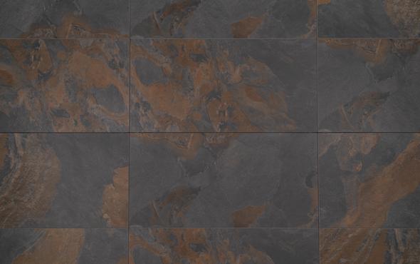 20mm Slate Rust V3 Shade Variation
