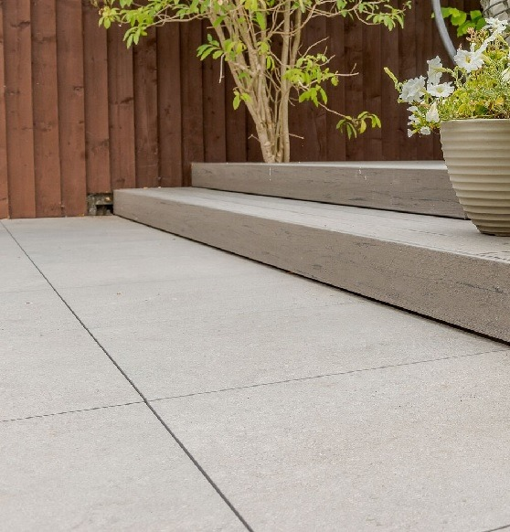 Garden Paving Mid Wales