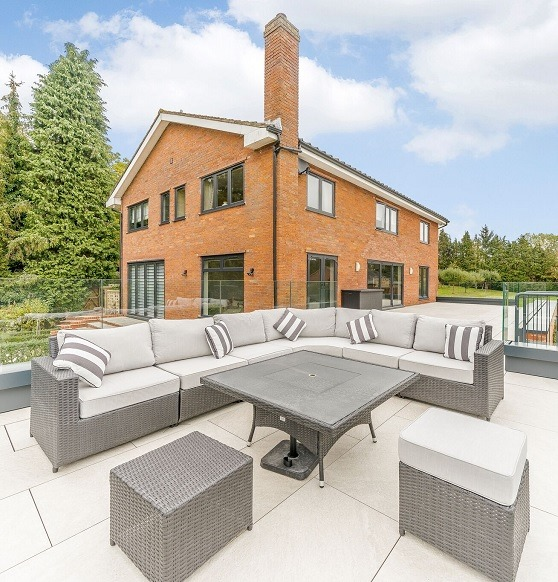 Terrace in Worcestershire