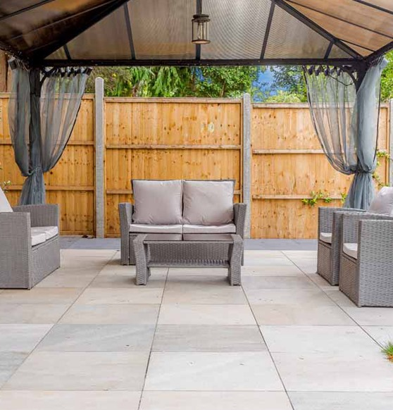 quartz twilight patio