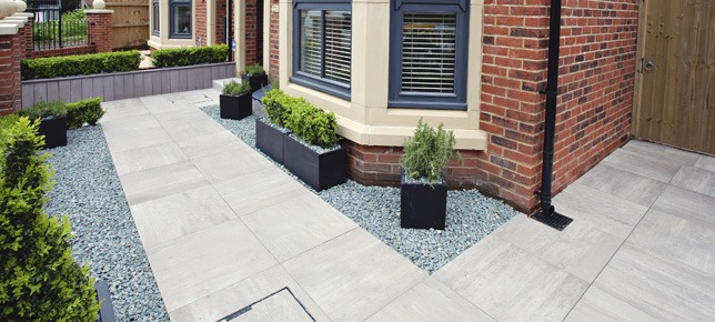 Outdoor flooring Cardiff