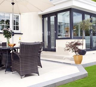 Swansea patio