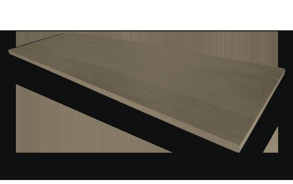 Wood effect paving slab