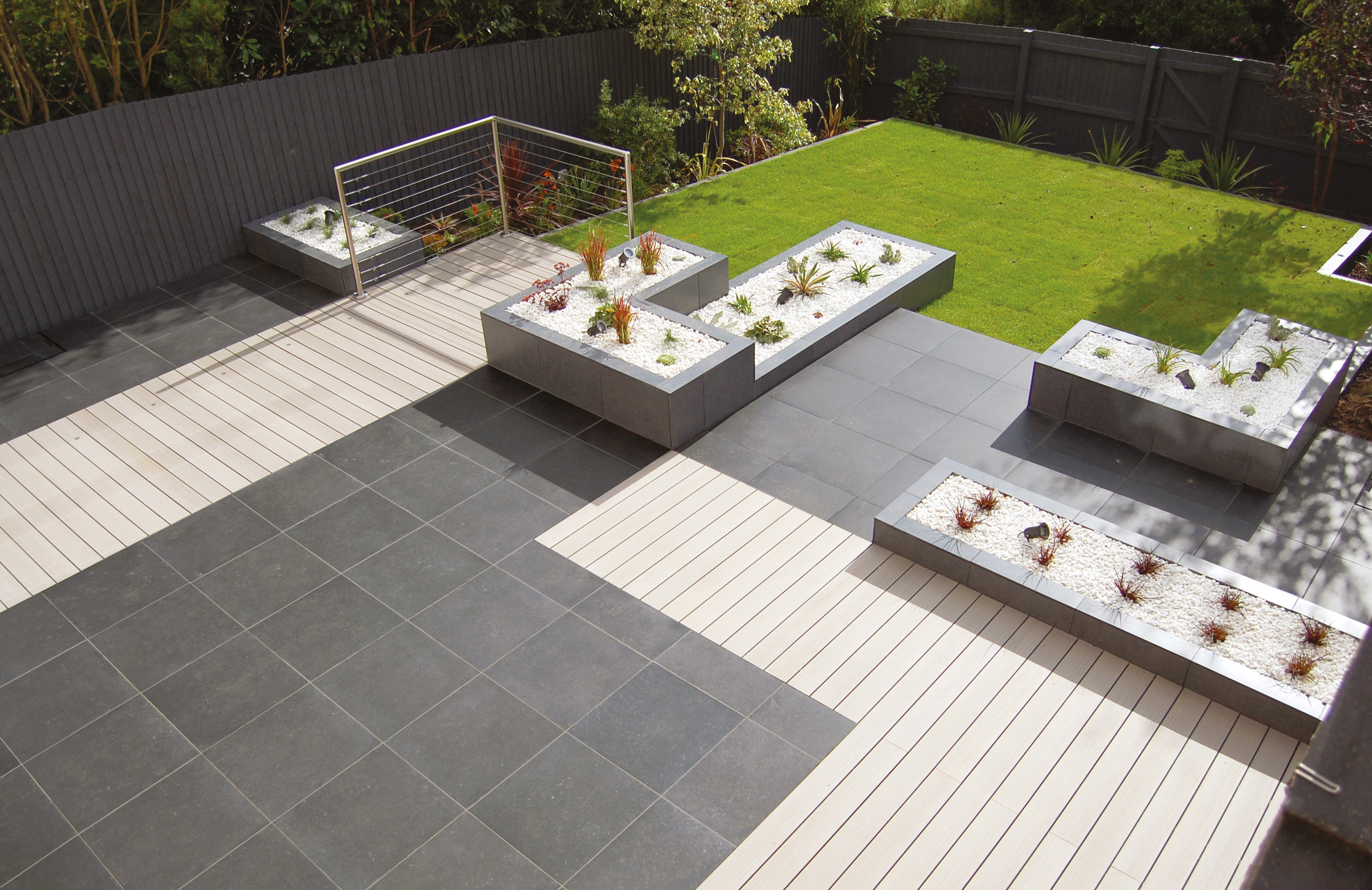 Outdoor Tiles Design