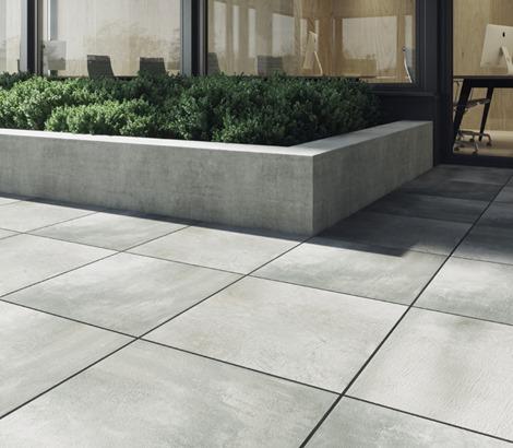 bolzano grey - Garden Tiles