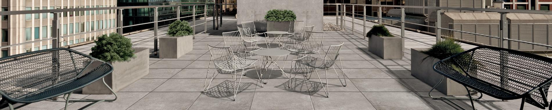 Modena modern porcelain tiles