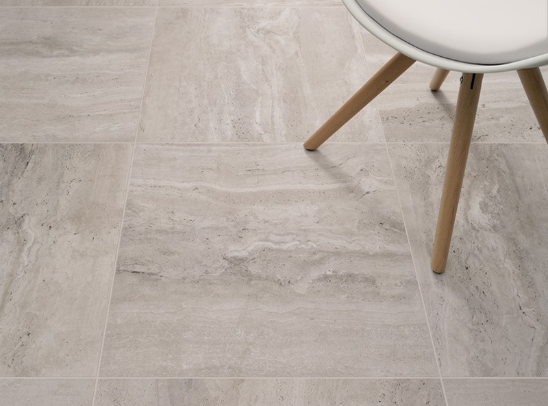 Travertine Grey tiles